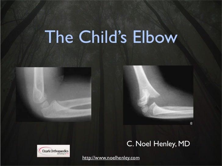 elbow xray