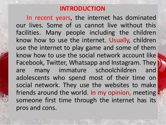 The world i want to live in essay