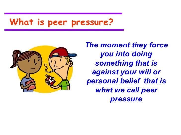 Peerpresure