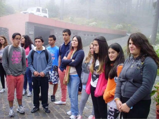 Visita de estudo ao Parque Ecológico do Funchal