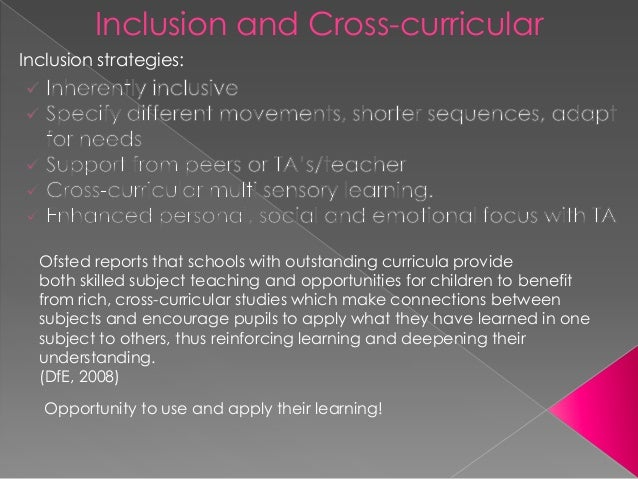 PE Lesson Plan An Overview Example – Cross Curricular Lesson Plans Elementary