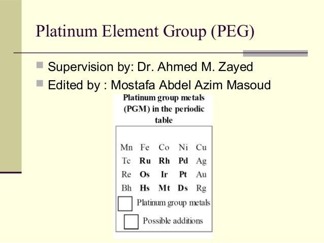 Platinum Element Group
