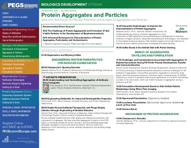 Pegs Europe Protein Antibody Engineering Summit Cb