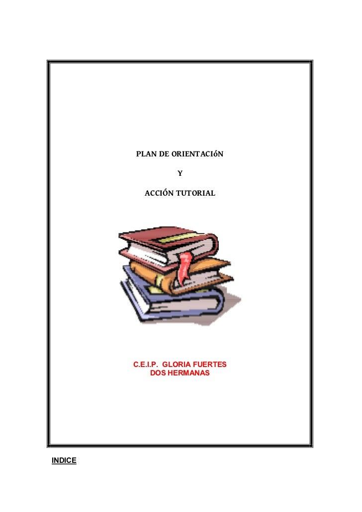 Pe h plan de orientacion y acción tutorial.
