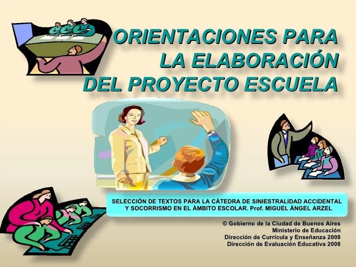 <ul><li>© Gobierno de la Ciudad de Buenos Aires </li></ul><ul><li>Ministerio de Educación </li></ul><ul><li>Dirección de C...