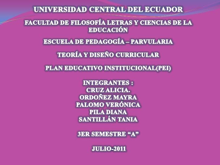 """NOMBRE DEL PLANTEL: Centro Integral del Buen Vivir """"NiñosBrillantes""""TIPO: ParticularJORNADA: Matutina y VespertinaRÉGIMEN:..."""