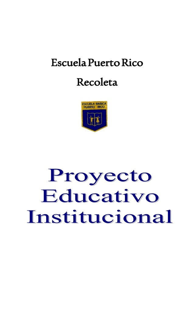 EscuelaPuertoRico Recoleta
