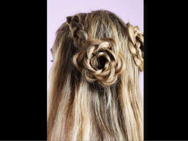 Peinados de ni a recogidos y semirecogidos faciles y bonitos for Recogidos bonitos y sencillos