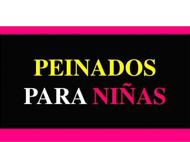 10 Peinados De Nina Ideas Look Casual Y Fiesta Faciles Rapidos Y