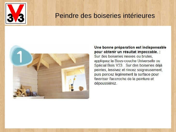 peindre des boiseries int rieures. Black Bedroom Furniture Sets. Home Design Ideas