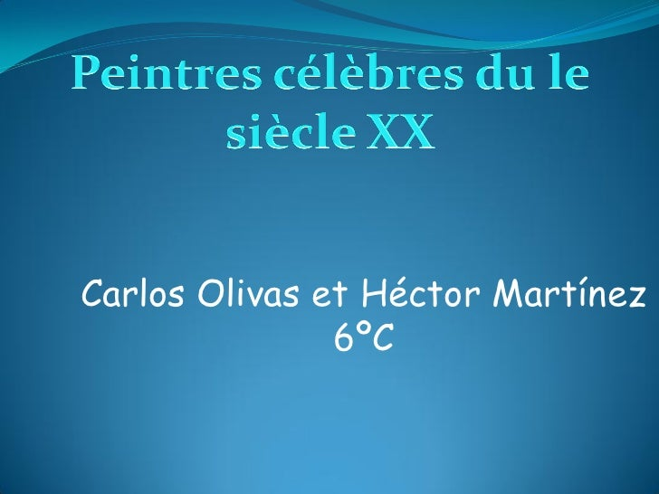 Carlos Olivas et Héctor Martínez               6ºC