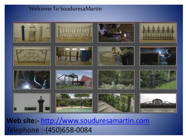 Welcome To SouduresaMartin  Web site:- http://www.souduresamartin.com  Telephone :-(450)658-0084