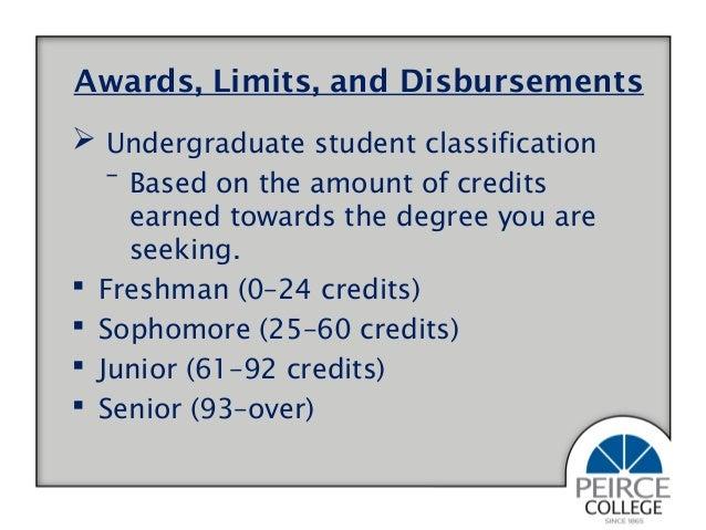 college credits