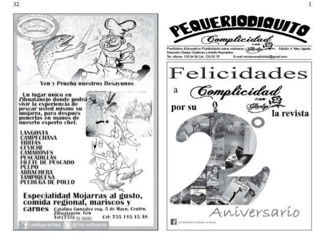 PEQUERIODIQUITO DE GLADYS. AGOSTO 2014