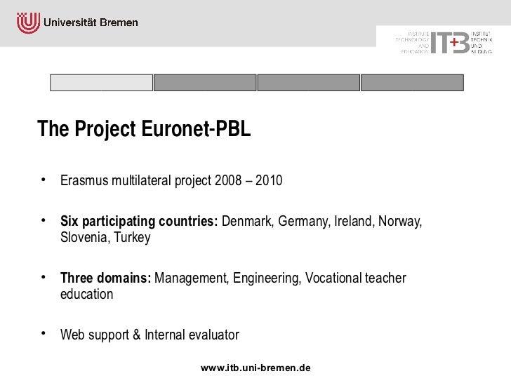 Practice based learning in Higher Education Slide 3