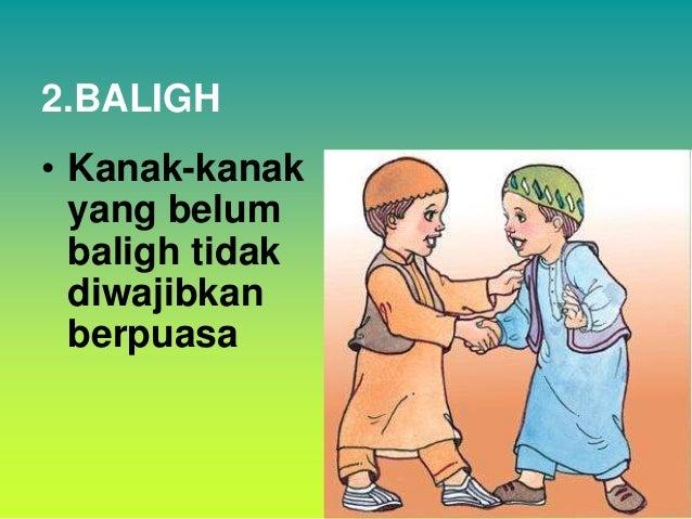 Uzur syarie yang diharuskan berbuka • Sakit yang memudaratkan jika berpuasa • Musafir ( lebih 2 marhalah ) • Sakit tua ata...