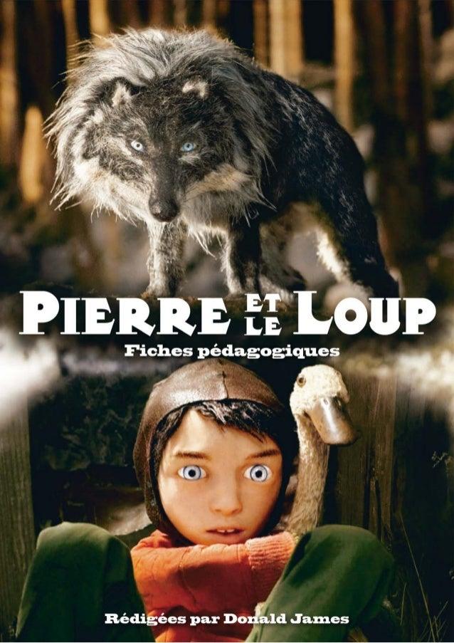 Méthode Les fiches abordent, dans un premier temps, le court métrage Pierre et le loup de Suzie Templeton. Il est vivement...