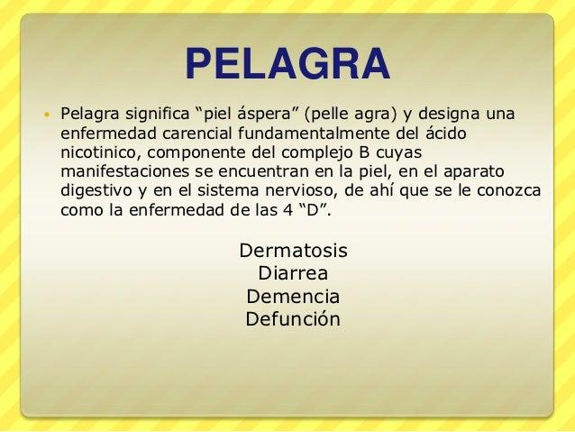 Pelagra Slide 3