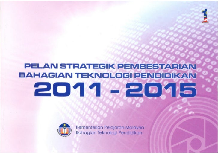 Pelan Strategik Pembestarian BTP 2011-2015