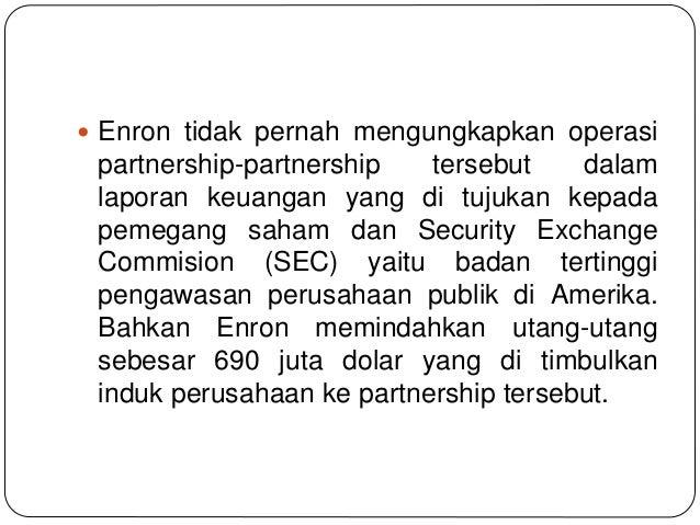 kasus manipulasi laporan keuangan Diduga terjadi manipulasi data dalam laporan keuangan pt kai tahun 2005 kasus pt kai di atas menurut beberapa sumber yang saya dapat.