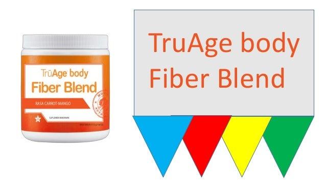TruAge body Fiber Blend
