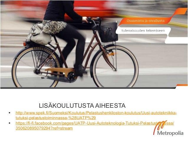 LISÄKOULUTUSTA AIHEESTA  § http://www.spek.fi/Suomeksi/Koulutus/Pelastushenkiloston-koulutus/Uusi-autotekniikka-tutuksi- ...