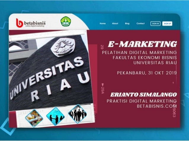 Pelatihan Digital Marketing untuk Pemula Sekolah Kampus UMKM di Pekanbaru