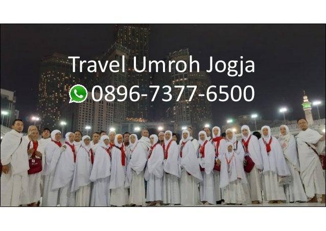 Travel Umroh Jogja 0896-7377-6500