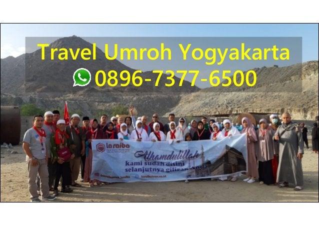 Travel Umroh Yogyakarta 0896-7377-6500