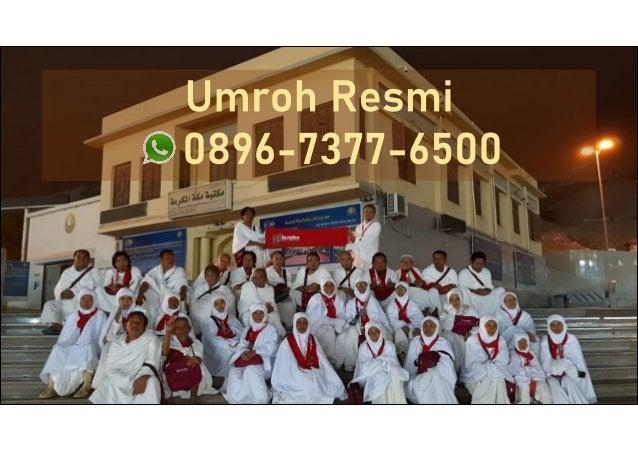 Tour Travel Umroh Jogja 0896-7377-6500