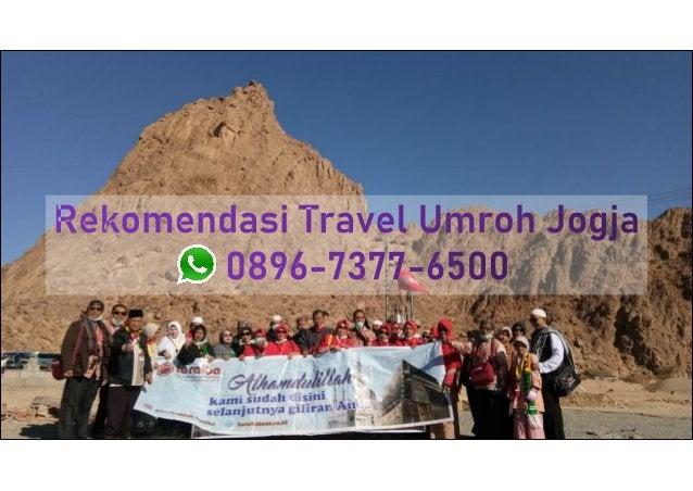 Umroh Terpercaya 0896-7377-6500
