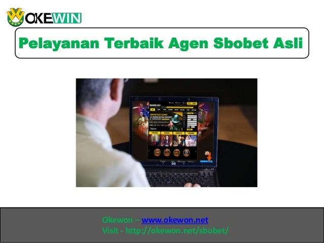 Okewon – www.okewon.net Visit - http://okewon.net/sbobet/ Pelayanan Terbaik Agen Sbobet Asli