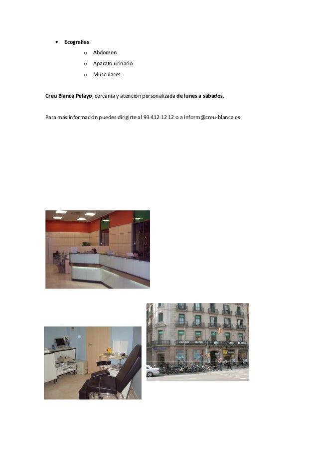 Creu blanca pelayo asistencia m dica en pleno coraz n de for Oficinas de pelayo en barcelona