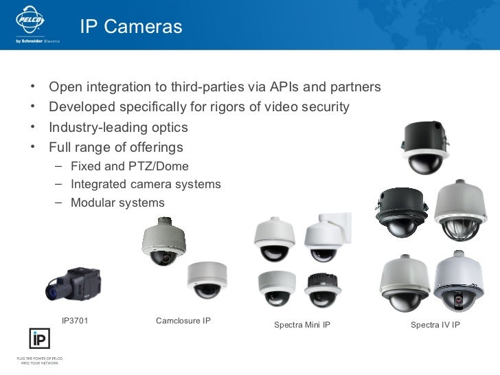 Pelco Ip Solutions