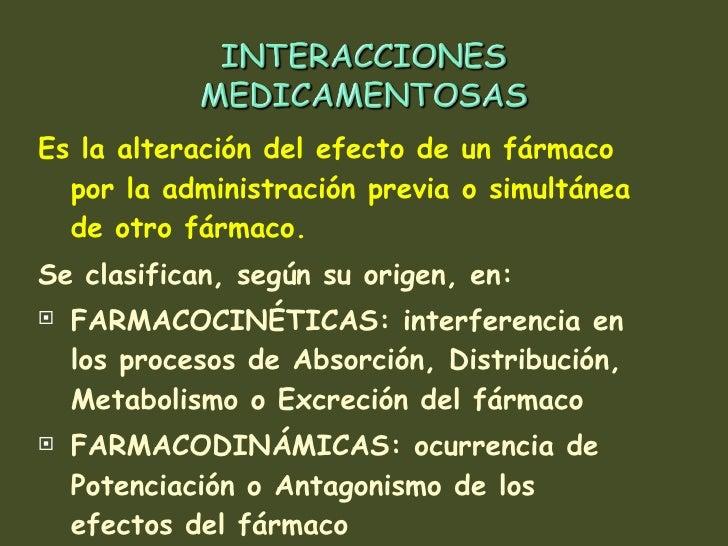 Peligros De La Automedicacion Interacciones Medicamentosas