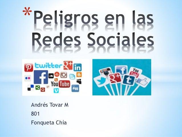 Andrés Tovar M 801 Fonqueta Chía *