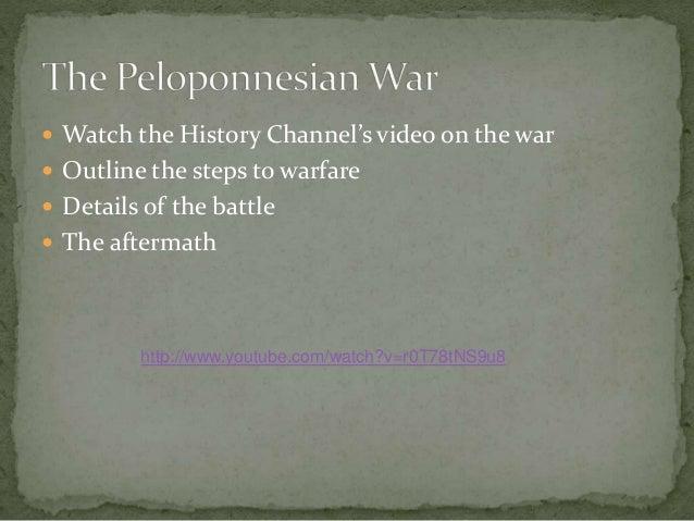 an overview of the pericles policy from history of the peloponnesian war The peloponnesian war, part ii overview book, the history of the peloponnesian war the athenians under pericles followed a policy of.