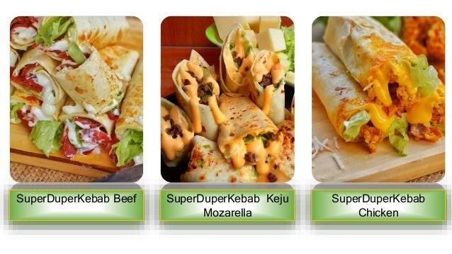 Peluang bisnis makanan online yang menguntungkan tahun ini