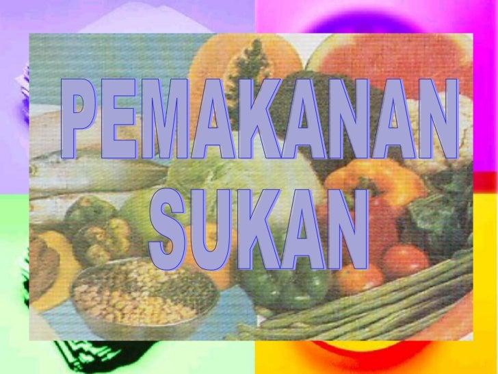 Definisi Pemakanan : kajian tentang makanan dan nutrien serta kesannya kepada kesihatan, tumbesaran dan perkembangan seseo...