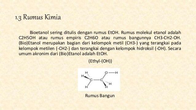 Rumus Kimia Jeruk