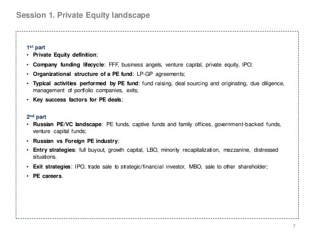 Private equity and venture capital - Family office vs hedge fund ...