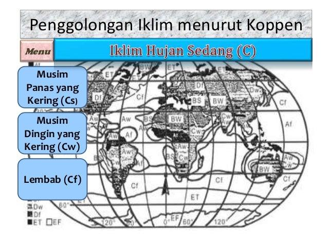 Pembagian iklim menurut wkoppen 18 ccuart Images