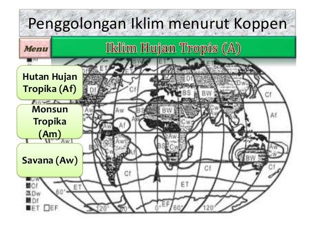 Pembagian iklim menurut wkoppen 9 ccuart Images