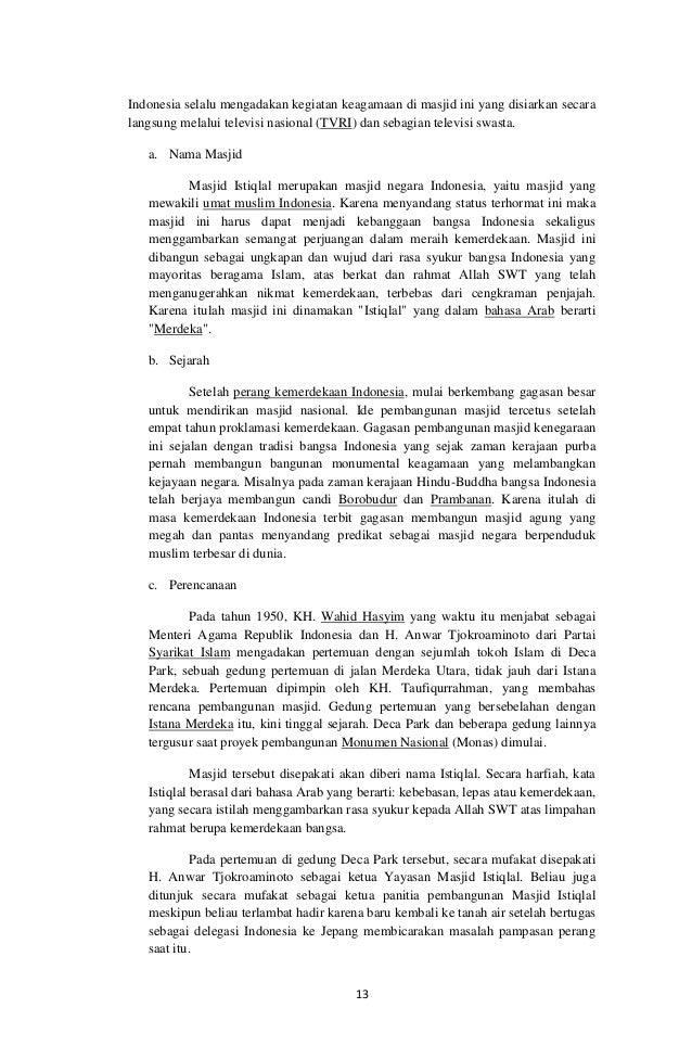 Contoh Laporan Kegiatan Bahasa Sunda 17 Agustus