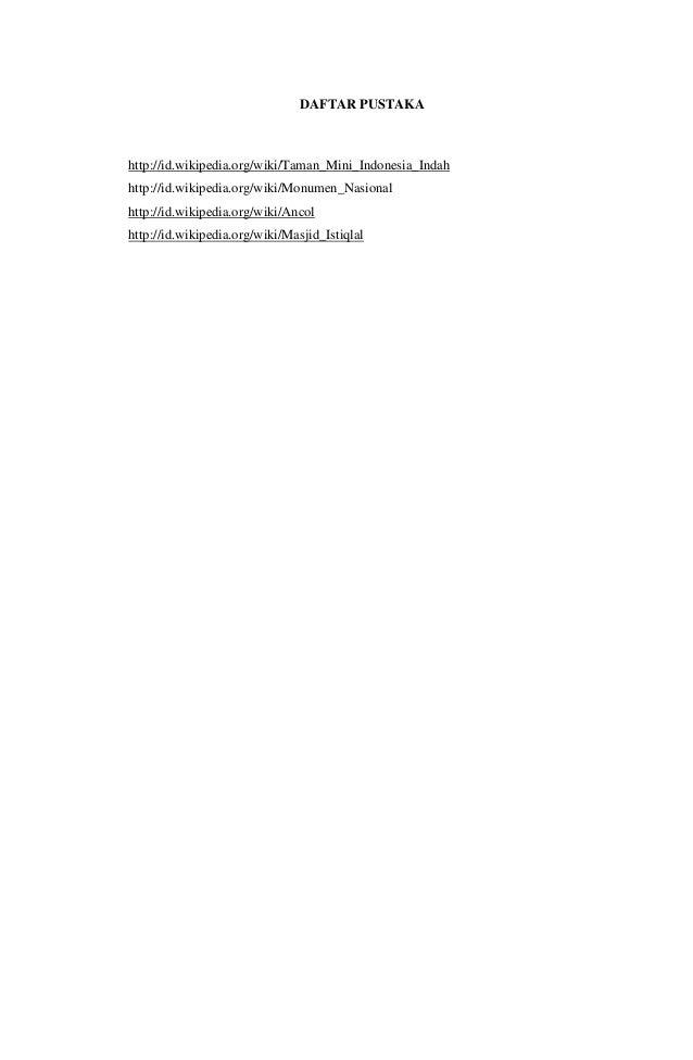 Contoh Laporan Study Tour Download Contoh Lengkap Gratis