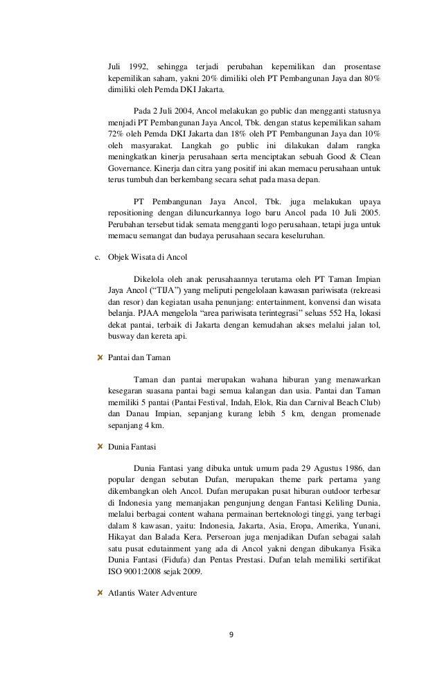 Contoh Laporan Kegiatan Karya Wisata Dalam Bahasa Sunda Seputar Laporan
