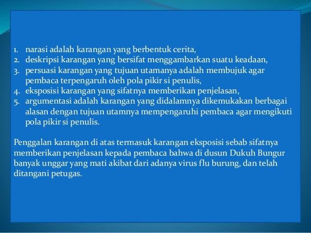Contoh Teks Anekdot Untuk 5 Orang - Contoh 43 of Contoh soal bahasa indonesia tentang teks eksposisi beserta jawaban