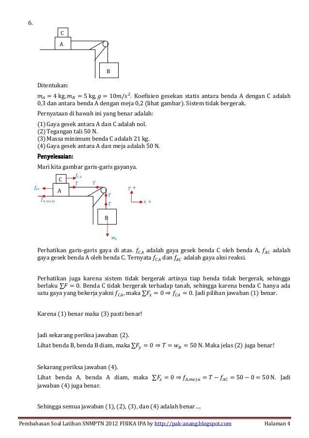 Pembahasan Soal Snmptn 2012 Soal Soal Snmptn Ttg Integral 1000 Soal Matematika Uan Snmptn