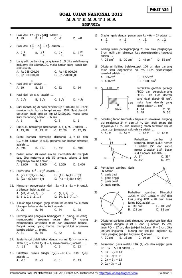 Kumpulan Soal Dan Kunci Jawaban B Inggris Smp Kelas 9