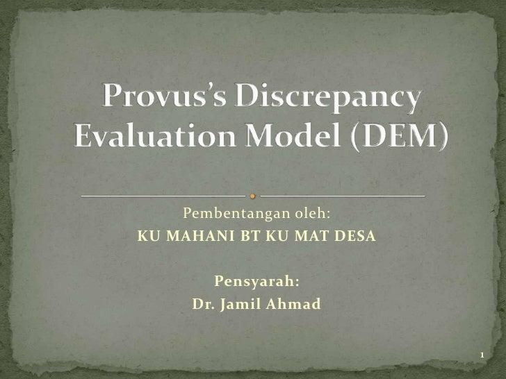 Pembentangan oleh:KU MAHANI BT KU MAT DESA        Pensyarah:     Dr. Jamil Ahmad                           1